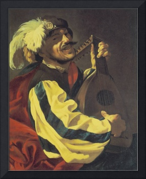 A Lute Player (1626)