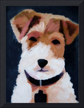 Terrier Portrait