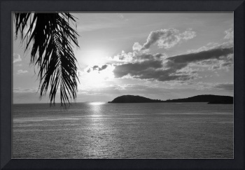 Sunset St Thomas USVI