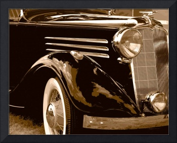 '34 Vauxhall BX Roadster