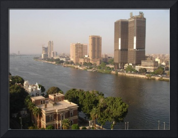 Nile View in Cairo