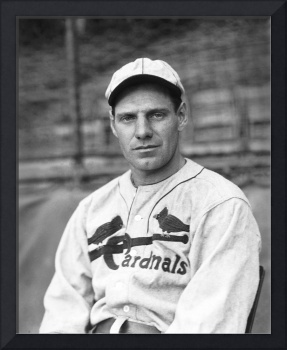 Leo Durocher looking forward