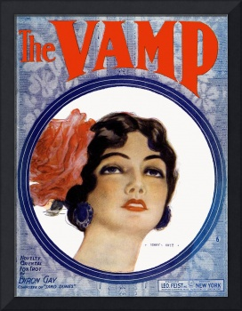 The VAMP Vintage Sheet Music Cover