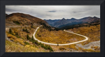 Long And Winding Road To Crested Butte