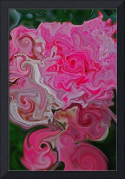 Fairy Rose Abstract