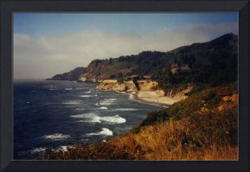 Otter Crest View, Oregon, USA
