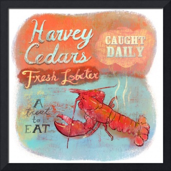 Long Beach Island-  Harvey Cedars Lobster