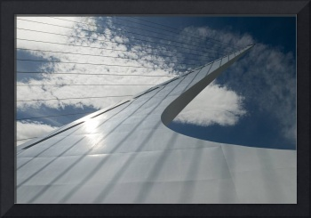 Sundial Bridge II, Redding
