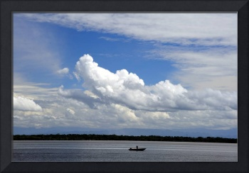 Fishing Under the Equatorial Skies