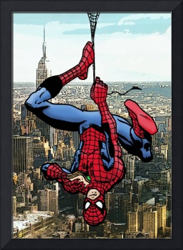 Spider-Man And His Amazing Sandwich