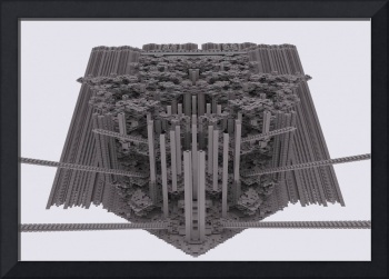Game of Life Extrusion No. 1