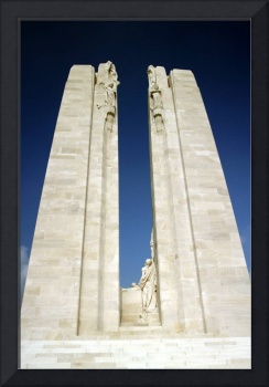 Canadian Monument, Vimy, France