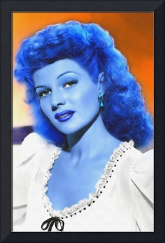 Rita Hayworth in The Lovers of Carmen