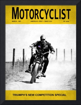 Motorcycle Magazine Competition Special 1967