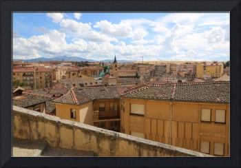 Beautiful Day in Segovia