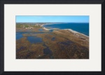 Forest Beach Marsh Aerial : South Chatham, MA by Christopher Seufert