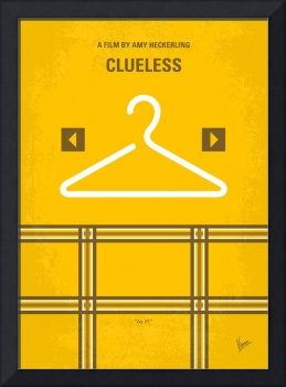 No331 My Clueless minimal movie poster