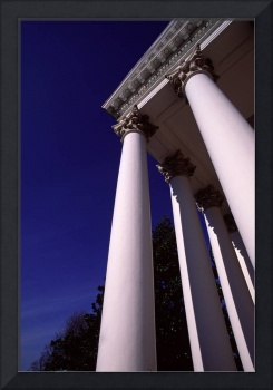 Columns of The Rotunda, University of Virginia