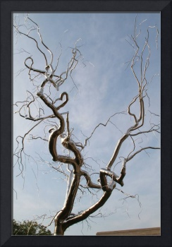 Steel branches