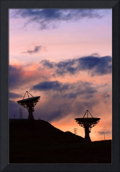 Parabolic Antennas to the Sky