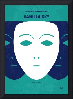 No571 My Vanilla Sky minimal movie poster