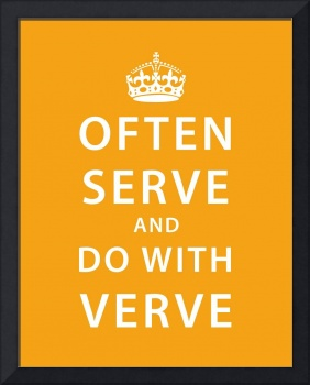 Often Serve • Juiced