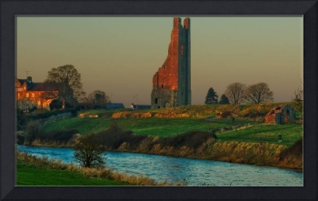A View of Trim, John Hinde style