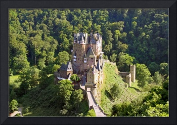 Burg Eltz Castle Wierschem, Germany