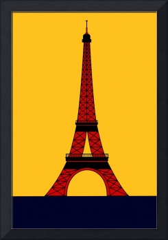 Inspired by the Eiffel Tower