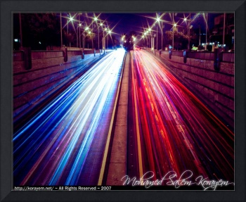 Oroba Tunnel in Salah Salem Road [Cairo]  [NOT HDR