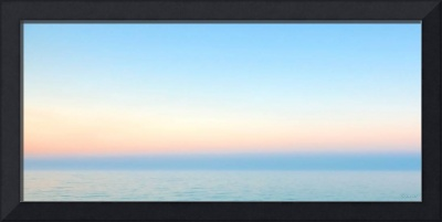 Pastel Sunrise Seascape C2