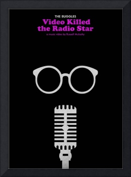 VIDEO KILLED the RADIO STAR - THE BUGGLES (R. Mulc