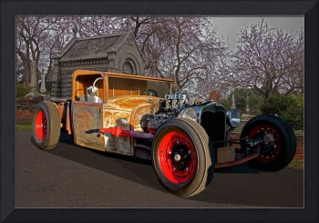 Rat Rod Roadster Pickup