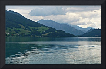 Beautiful Austrian Lake