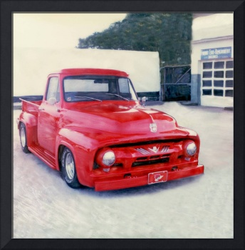 1955 Ford Pickup Stepside
