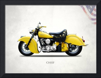 The 1951 Indian Chief