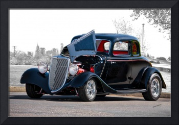 1934 Ford 'Five Window' Coupe