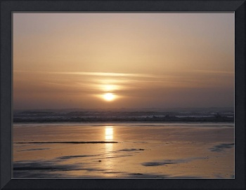 Ocean Shores Sunset - Feb 14th 2010
