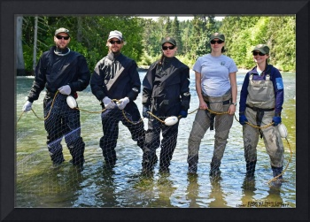 ONP Fisheries Team Cool