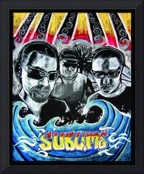 Sublime BAND Poster
