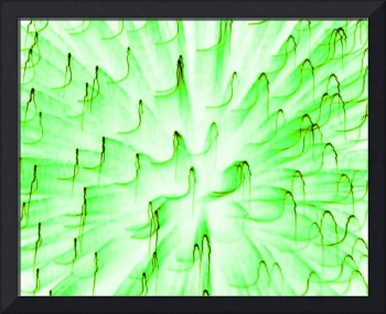 Fire Art Fire Blast Lime Green