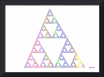 Light Sierpinski