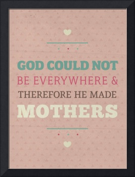 God Made Mothers