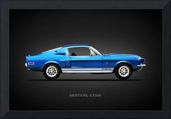 The Shelby GT500