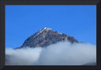 Mount Cotacachi Above the Clouds