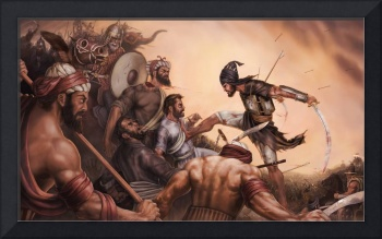 Battle of Chamkaur - Sahibzada Ajit Singh