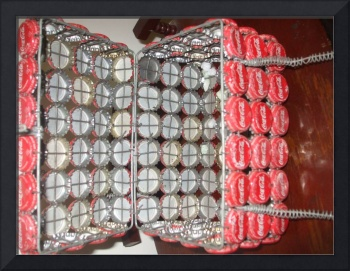 Coca Cola Bottlecap Purse