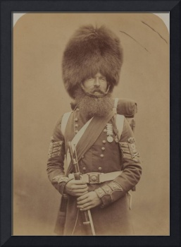 Colour-Sergeant Macgregor, Scotch Fusiliers Guards