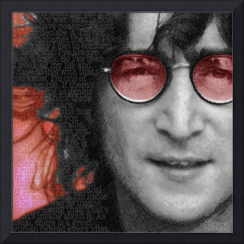 Imagine John Lennon Again