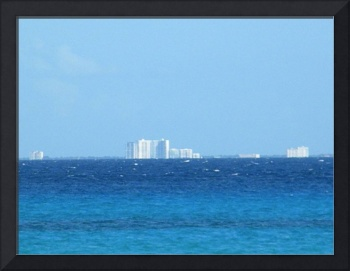 Cozumel from a Distance